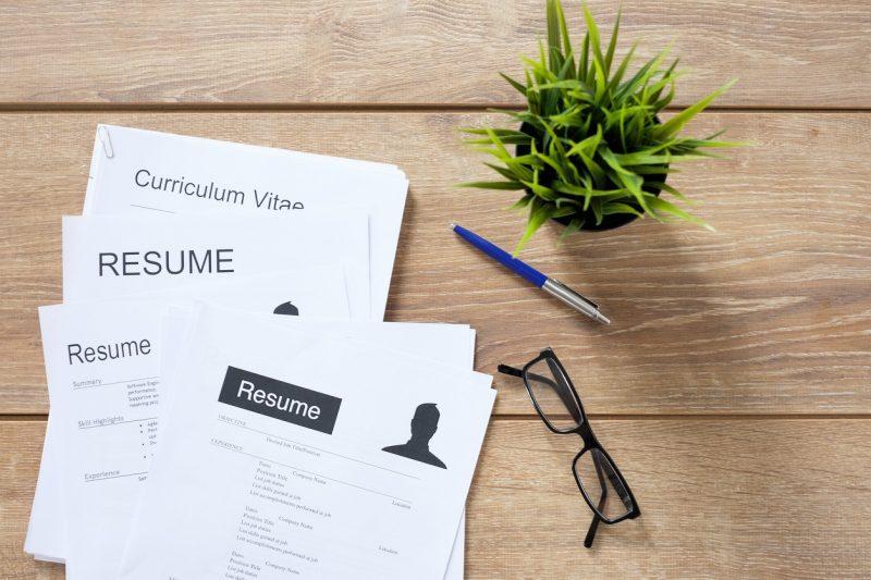Outils gratuits en ligne pour créer un CV